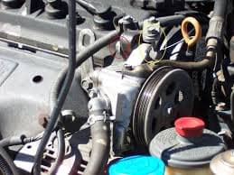 car power steering pump